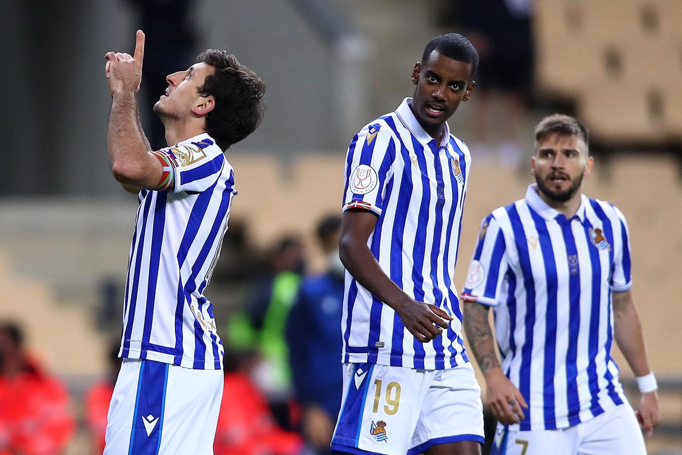 «Реал Сосьедад» обыграл «Атлетик» и завоевал Кубок Испании сезона-2019/2020
