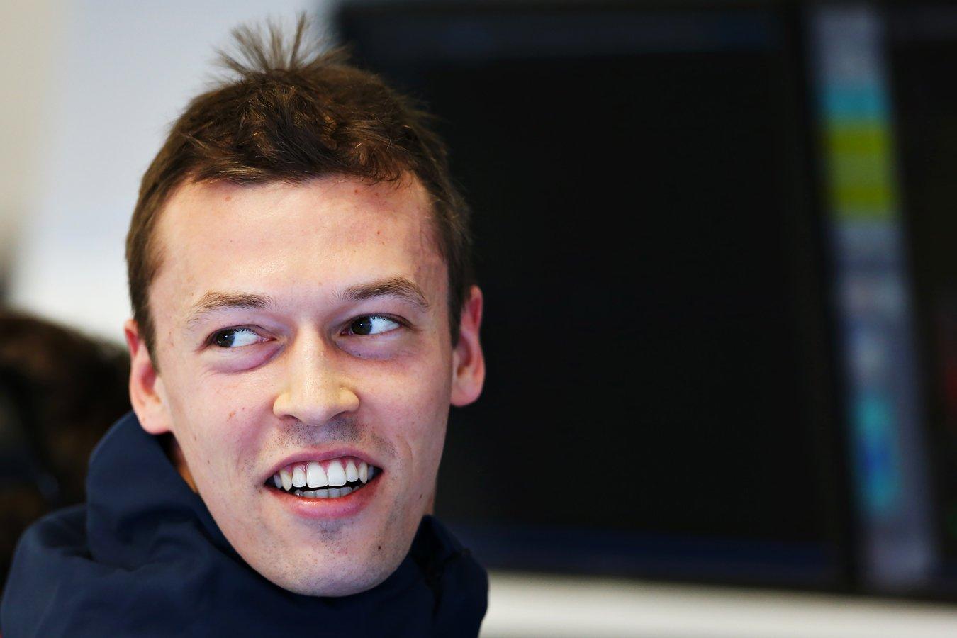 Даниил Квят: у меня есть много предложений, хочу оказаться в Формуле-1 в следующем году