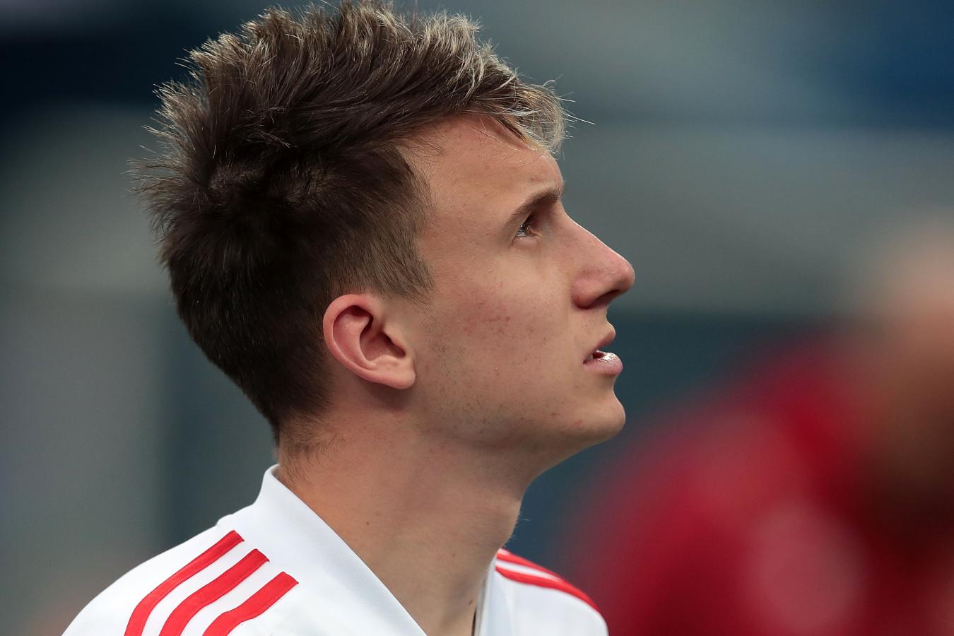 «Монако» не отпустил Головина играть за сборную России в матче со Словенией