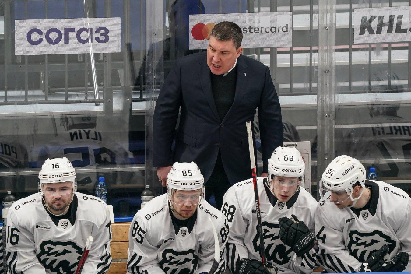 Главный тренер «Трактора» прокомментировал победу во встрече с ЦСКА
