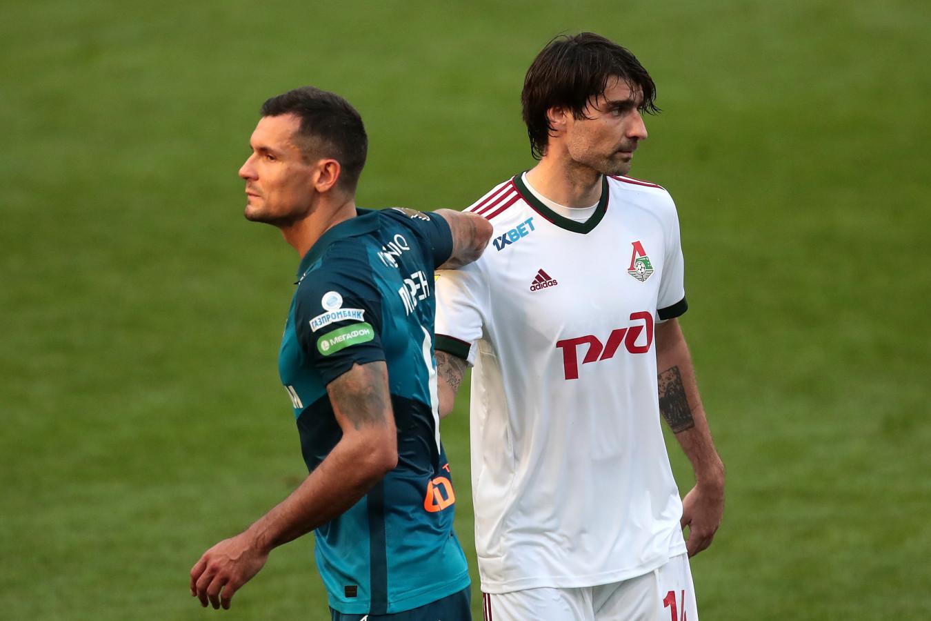 Агент Минасов рассказал о несостоявшемся трансфере Ловрена в «Локомотив»