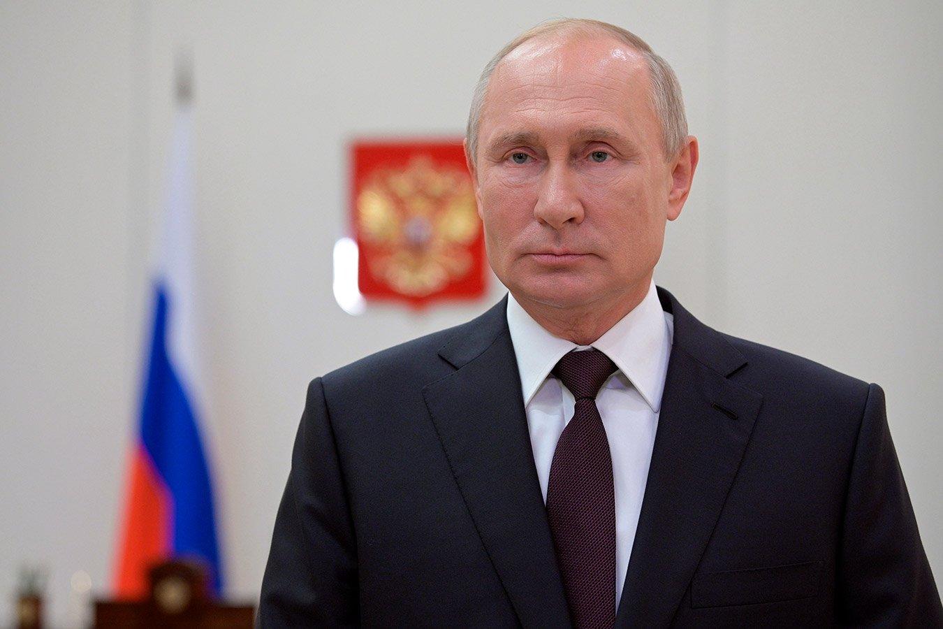 Владимир Путин отреагировал на победу Даниила Медведева в финале US Open — 2021