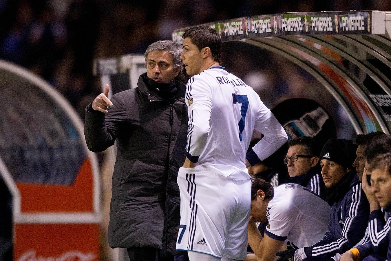 Президент «Реала» оскорблял Роналду и Моуринью в 2012-м. Слиты новые записи