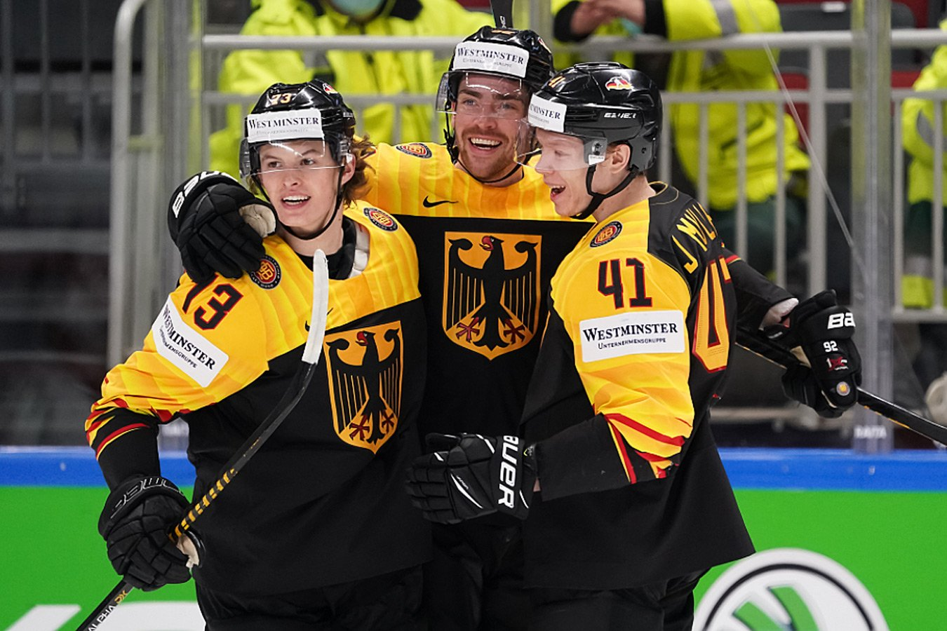 Результаты четвертьфиналов и сетка плей-офф чемпионата мира по хоккею — 2021