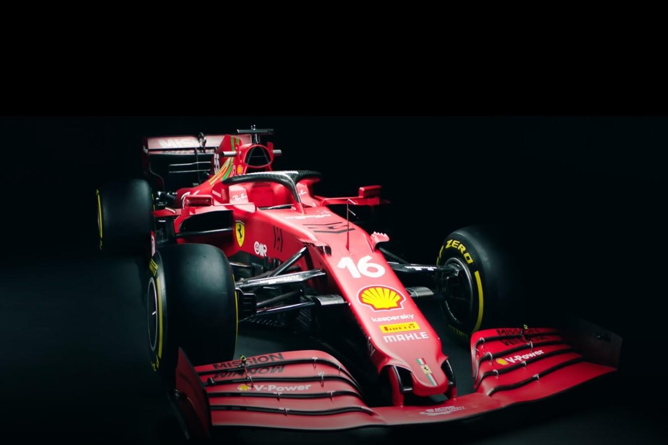 «Феррари» представила болид на новый сезон Формулы-1