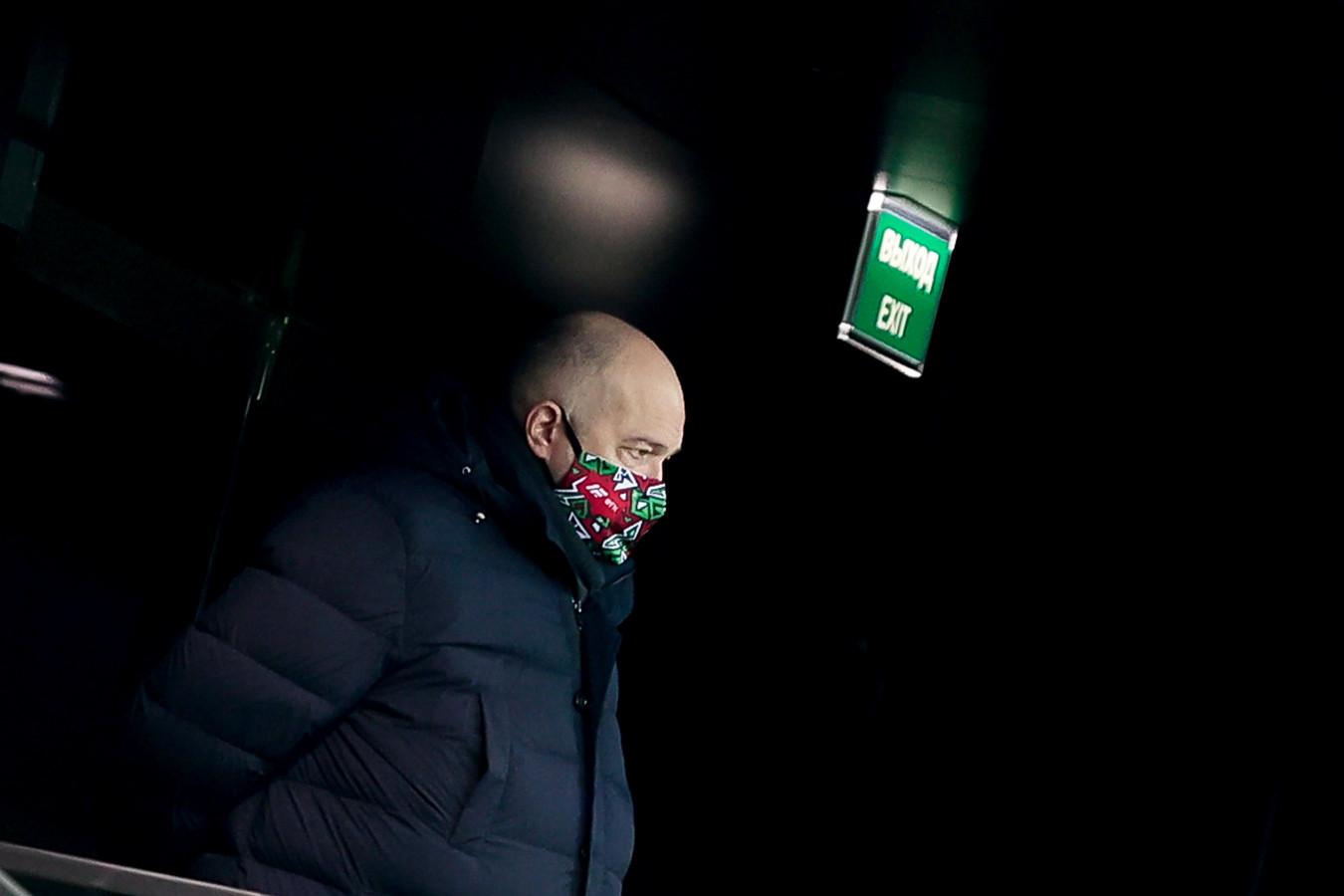 Кикнадзе стоял у выхода, Крыховяк хватался за голову. Фото провала «Локо» в Краснодаре
