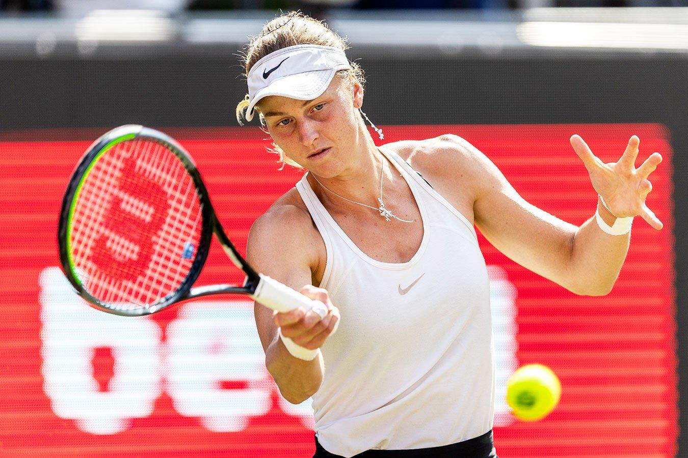Людмила Самсонова выиграла в Берлине первый в карьере титул WTA