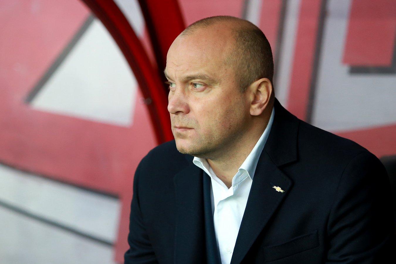 Дмитрий Хохлов возглавил «Ротор»