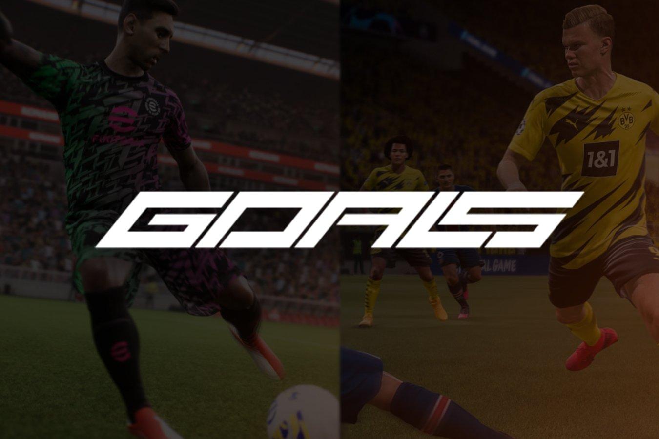 У FIFA и eFootball появится бесплатный конкурент GOALS