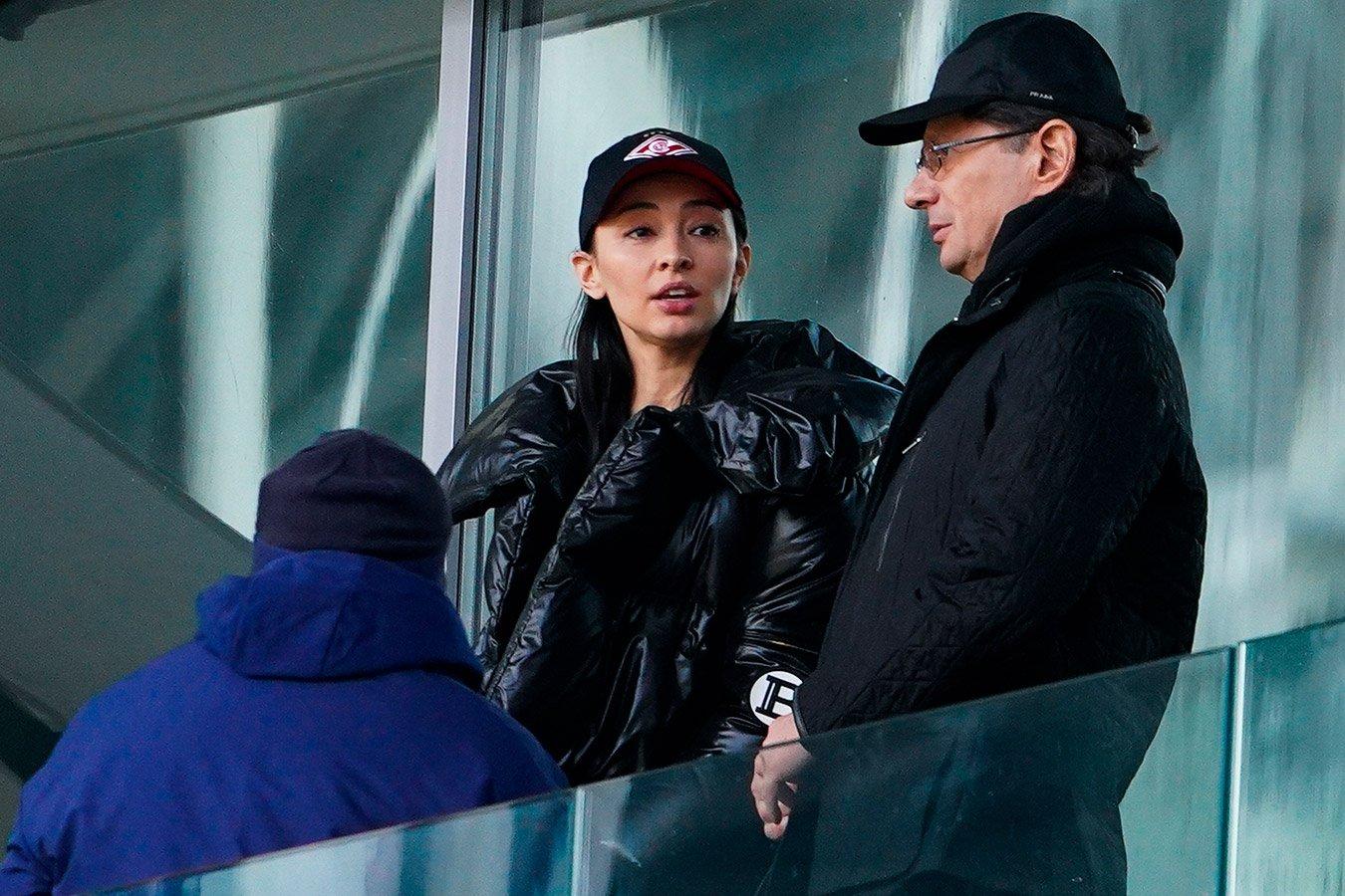 Зарема Салихова объяснила, почему выступила против назначения Руя Витории в «Спартак»