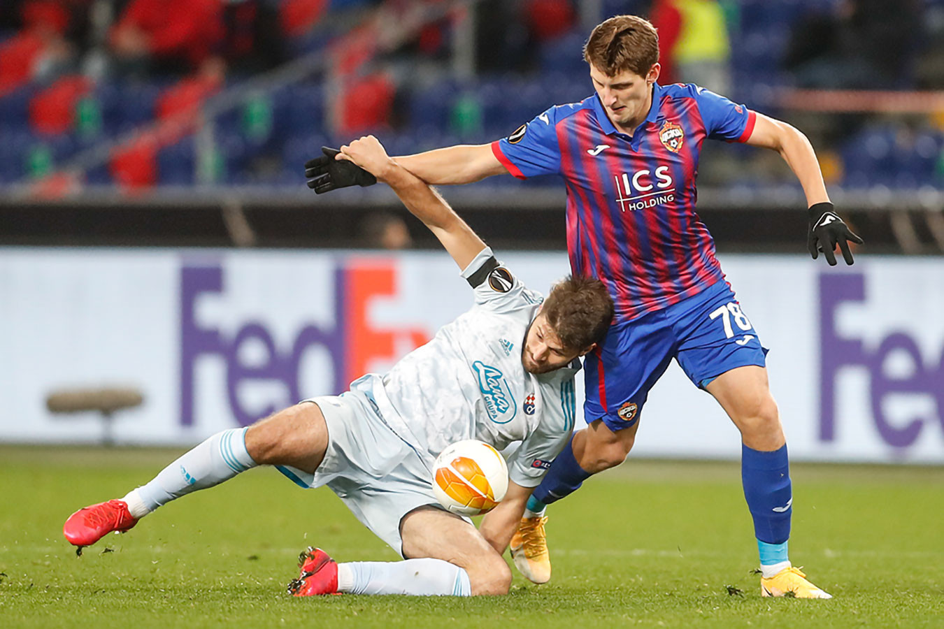 Губерниев — о матче ЦСКА: вот это наш уровень — дома пободаться с Загребом