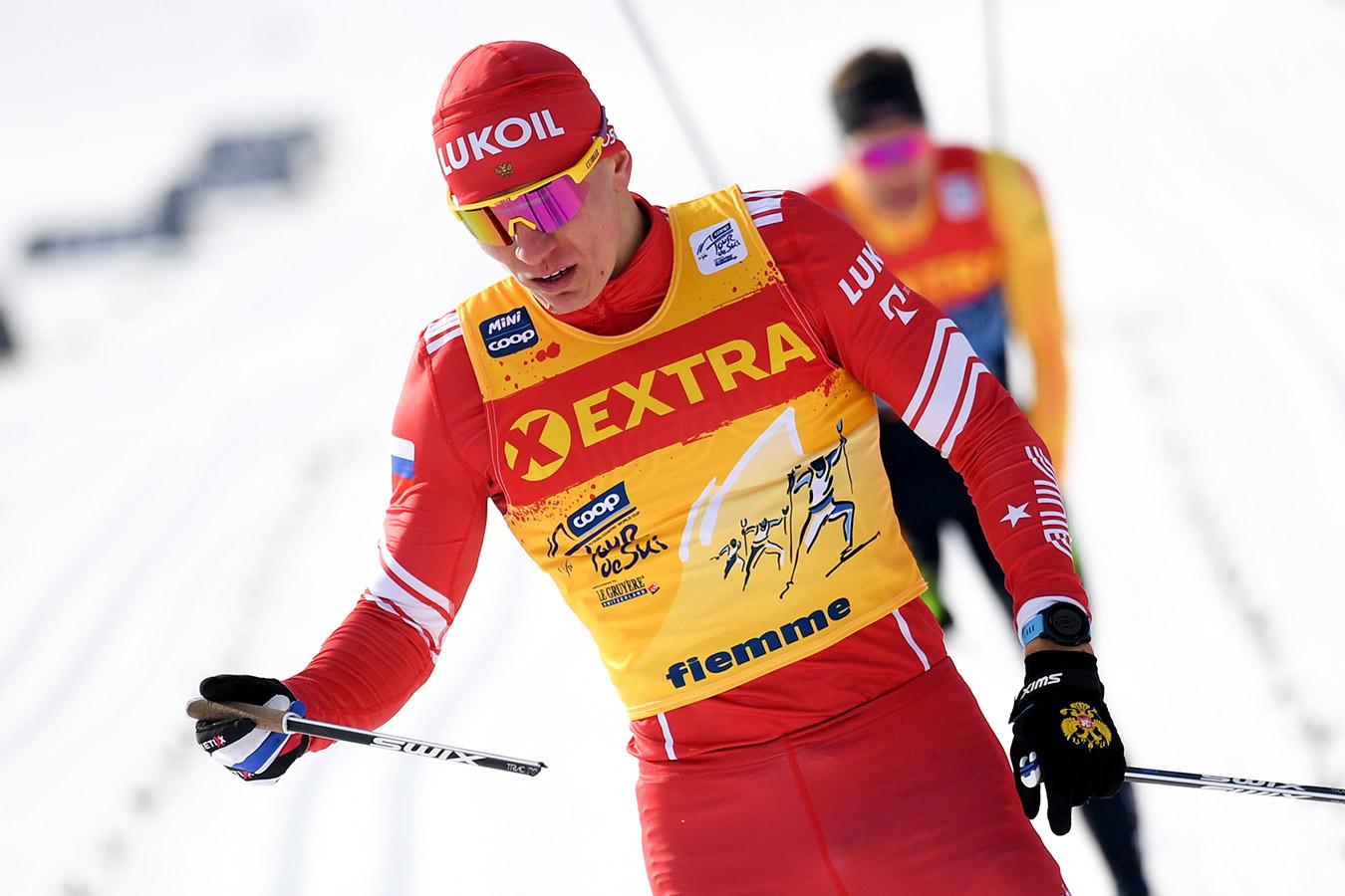 Большунов стал 4-м в спринте на этапе КМ в Руке. Клебо сенсационно уступил Вальнесу