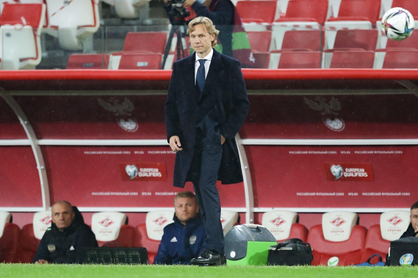 Помощник Путина оценил работу Карпина на посту главного тренера сборной России