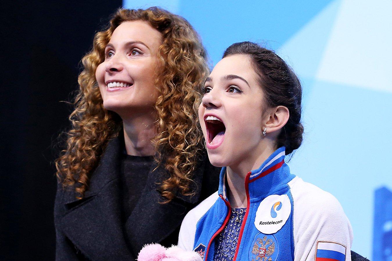 Евгения Медведева сделала заявление по поводу Олимпиады в Токио