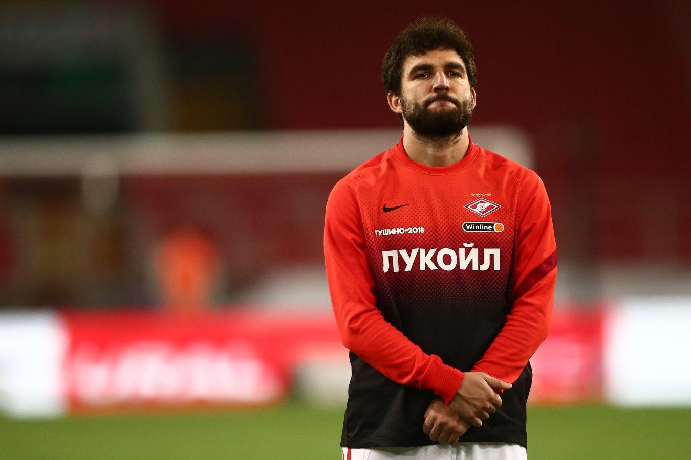 Георгий Джикия прокомментировал поражение «Спартака» в матче с «Бенфикой»