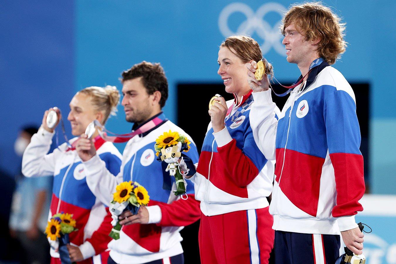 МОК не обнаружил положительных допинг-тестов у российских спортсменов на Олимпиаде-2020