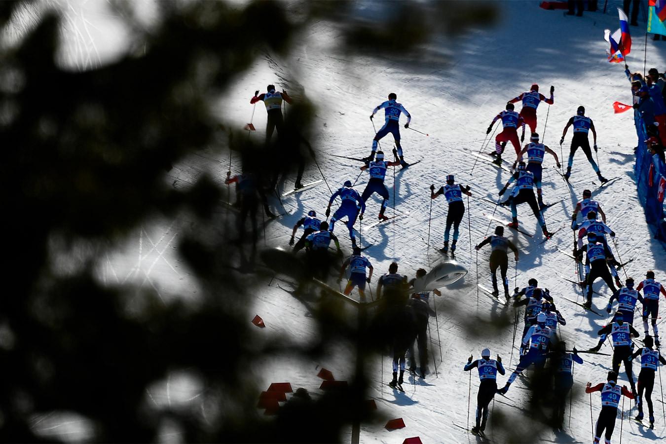 Чемпионат мира — 2021 по лыжным видам спорта: расписание и время трансляций