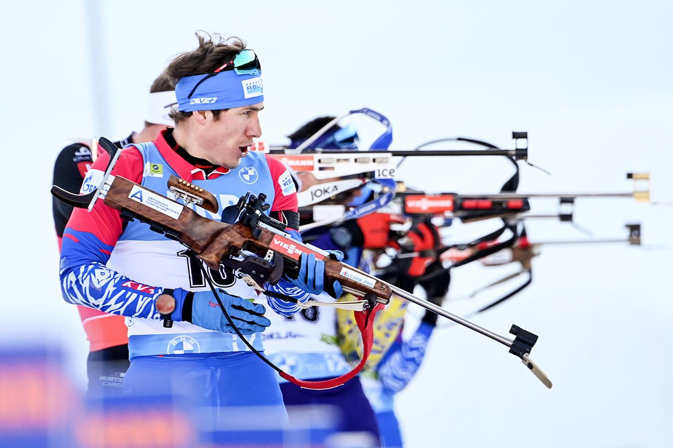 «Идеальная гонка, кроме одного рубежа». Латыпов — о серебре в масс-старте в финале КМ