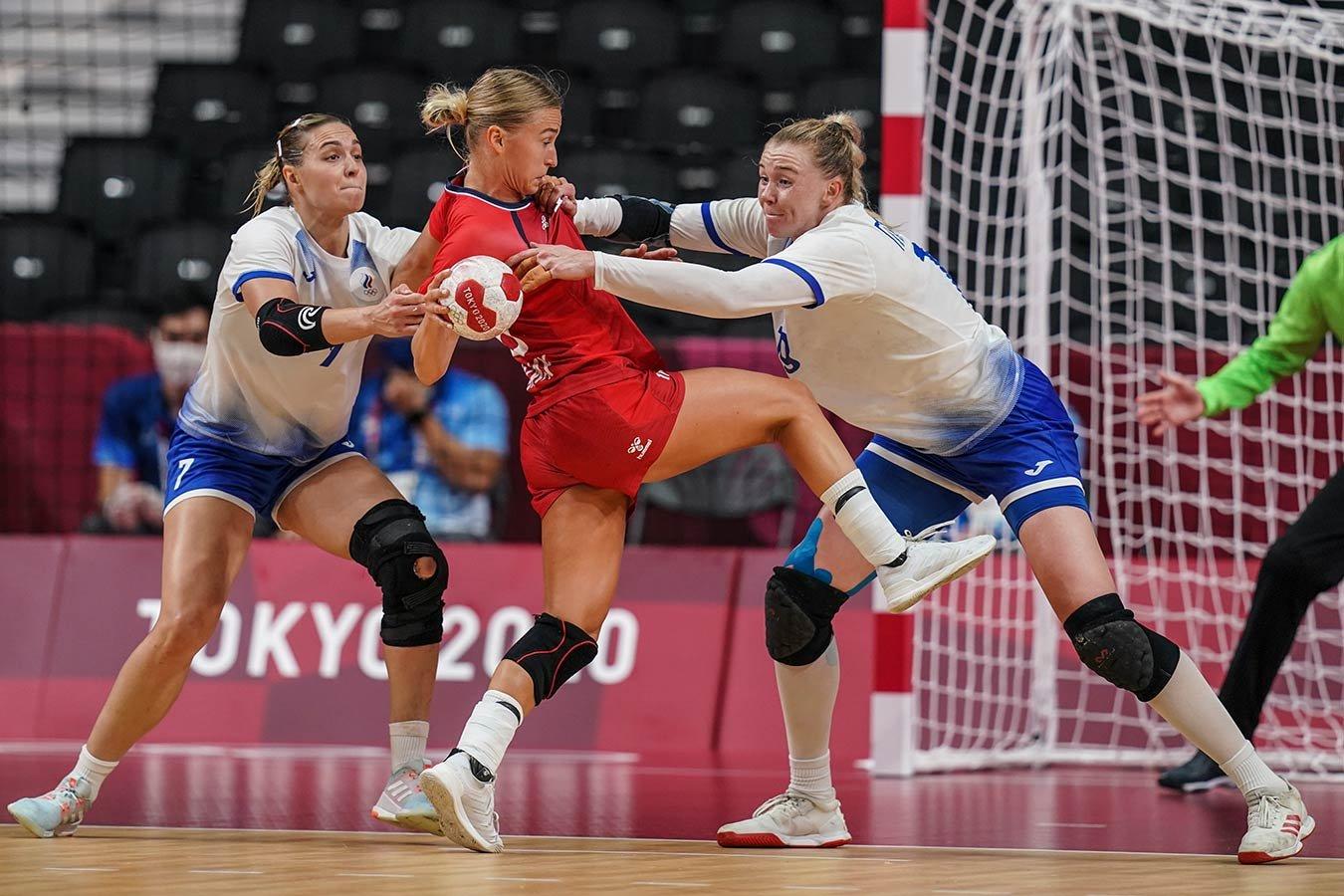 Норвежская гандболистка раскритиковала судей после поражения от России на Олимпиаде