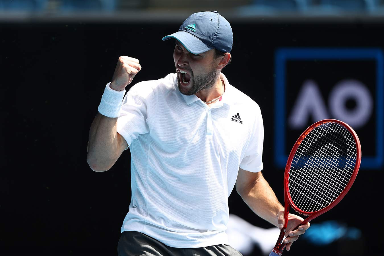 114-я ракетка мира россиянин Аслан Карацев сенсационно вышел в полуфинал Australian Open