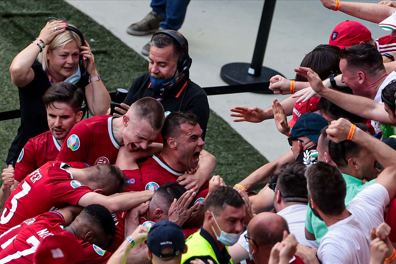 Результаты матчей 9-го игрового дня и турнирная таблица Евро-2020