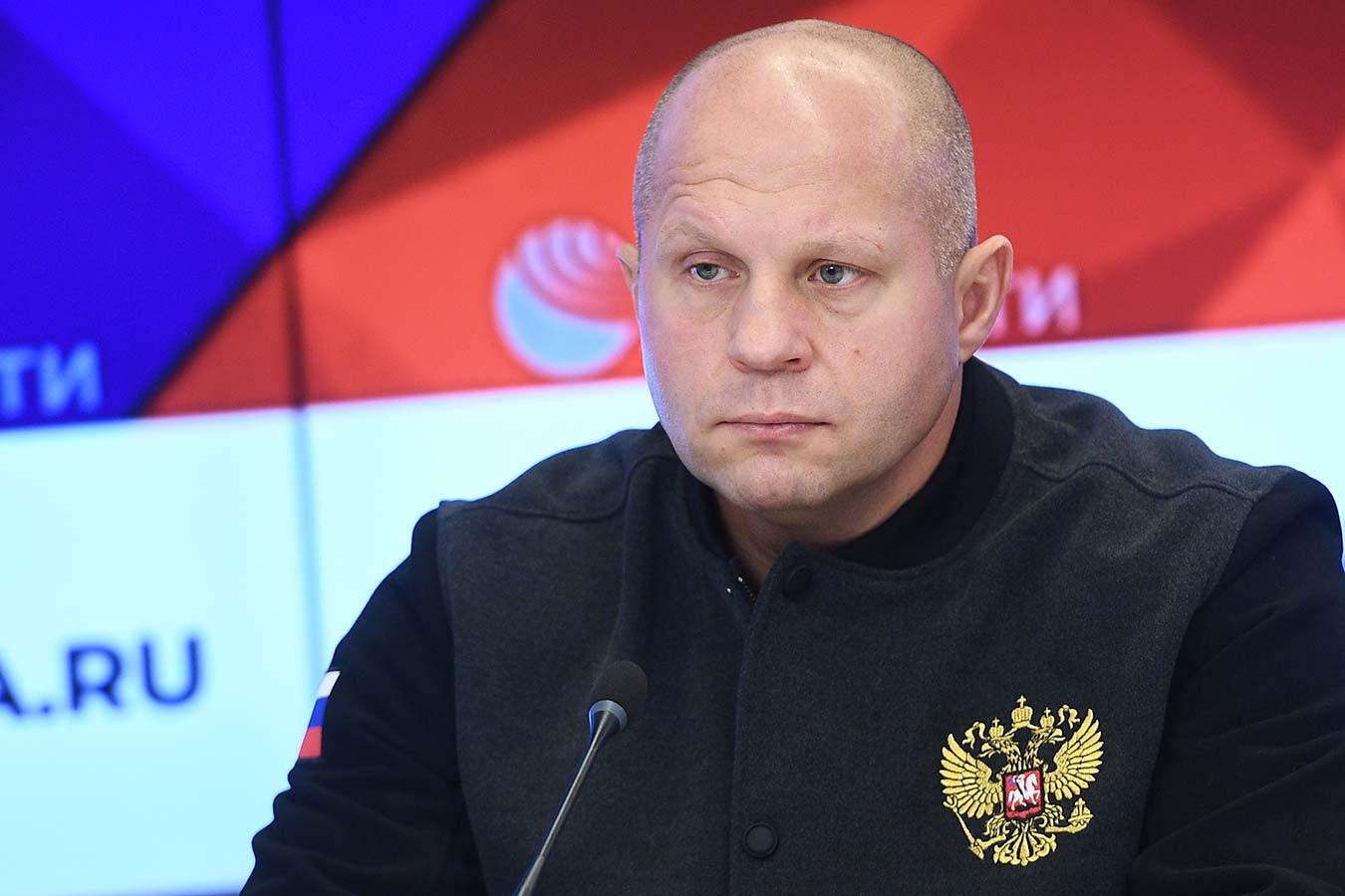 Фёдор Емельяненко объяснил, почему не читает комментарии о себе в интернете
