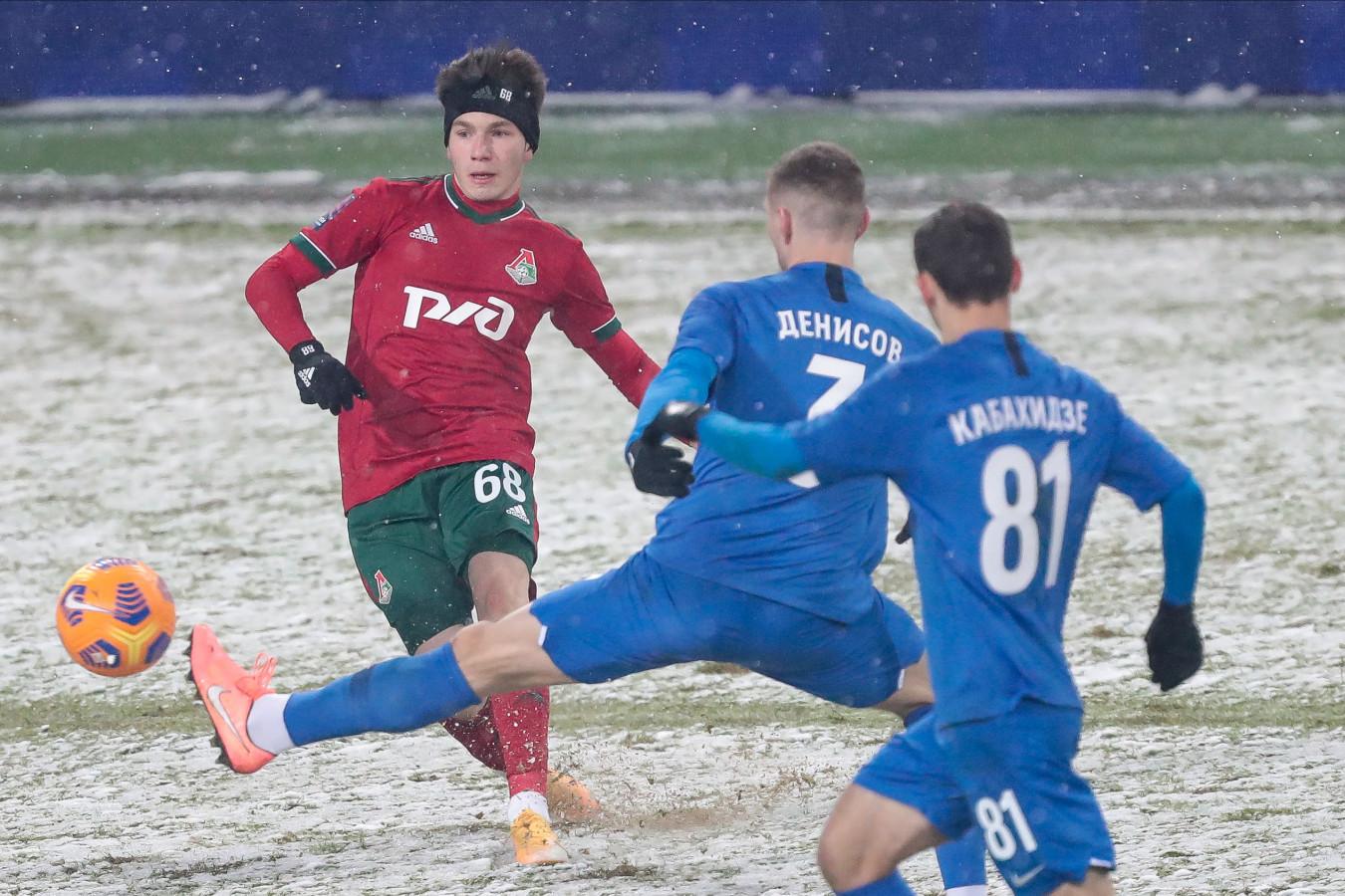 Хавбек «Локомотива» Иосифов близок к заключению контракта с «Вильярреалом»