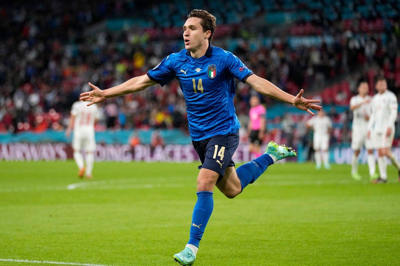 Сборная Италии вышла в финал Евро-2020, обыграв Испанию в серии пенальти