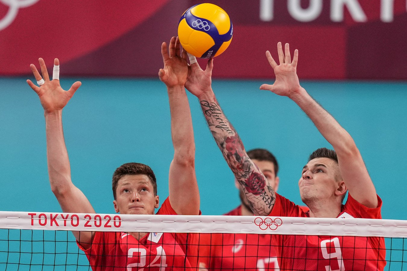 Стал известен соперник мужской сборной России по волейболу в финале Олимпиады-2020 в Токио