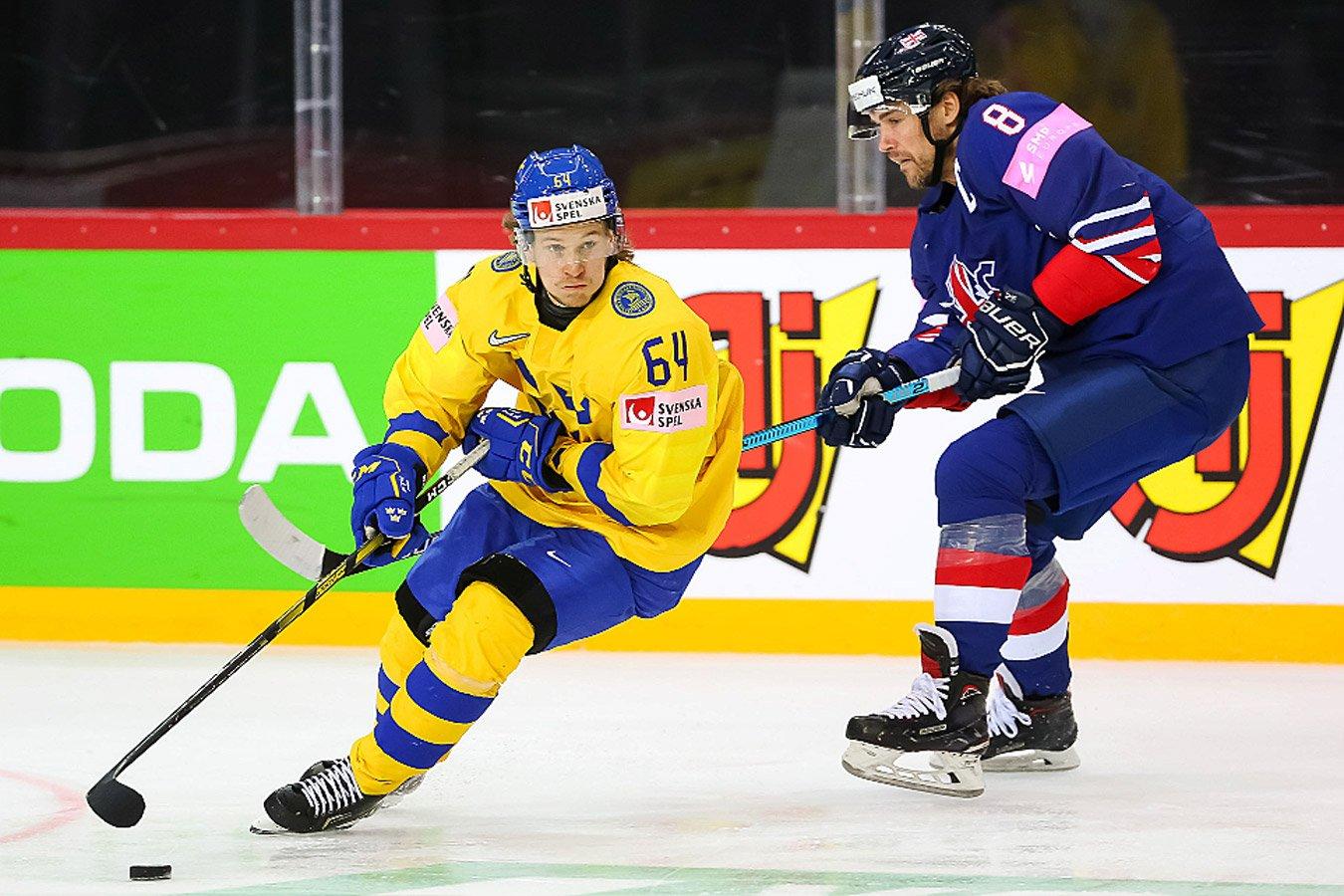 Результаты восьмого игрового дня и турнирная таблица чемпионата мира по хоккею — 2021