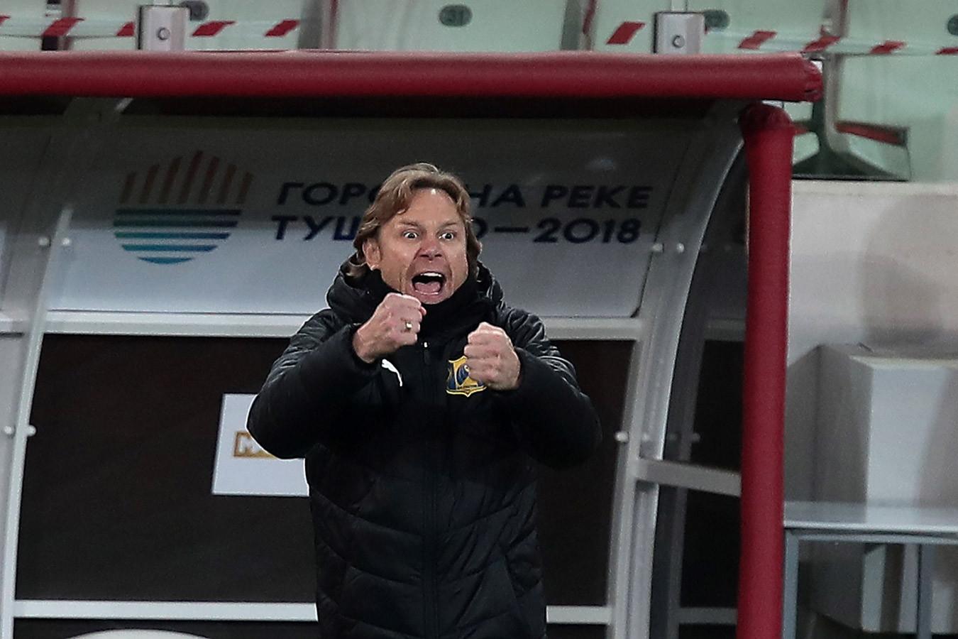 «Ростов» разгромил «Ротор» в гостевом матче РПЛ