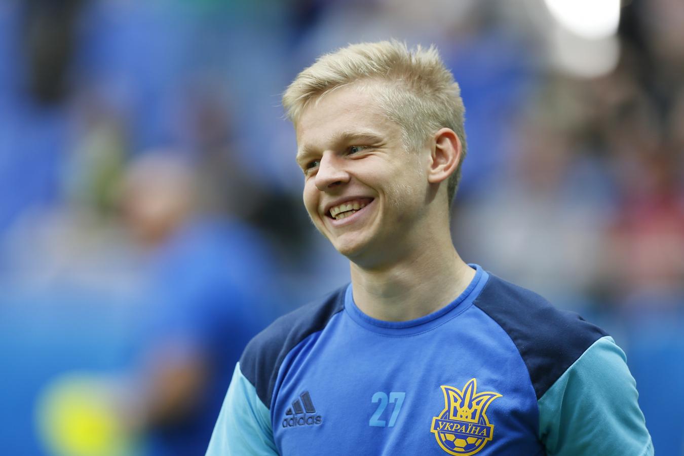 Орлов: если бы Зинченко взял российское гражданство, то оказался бы в «Зените»