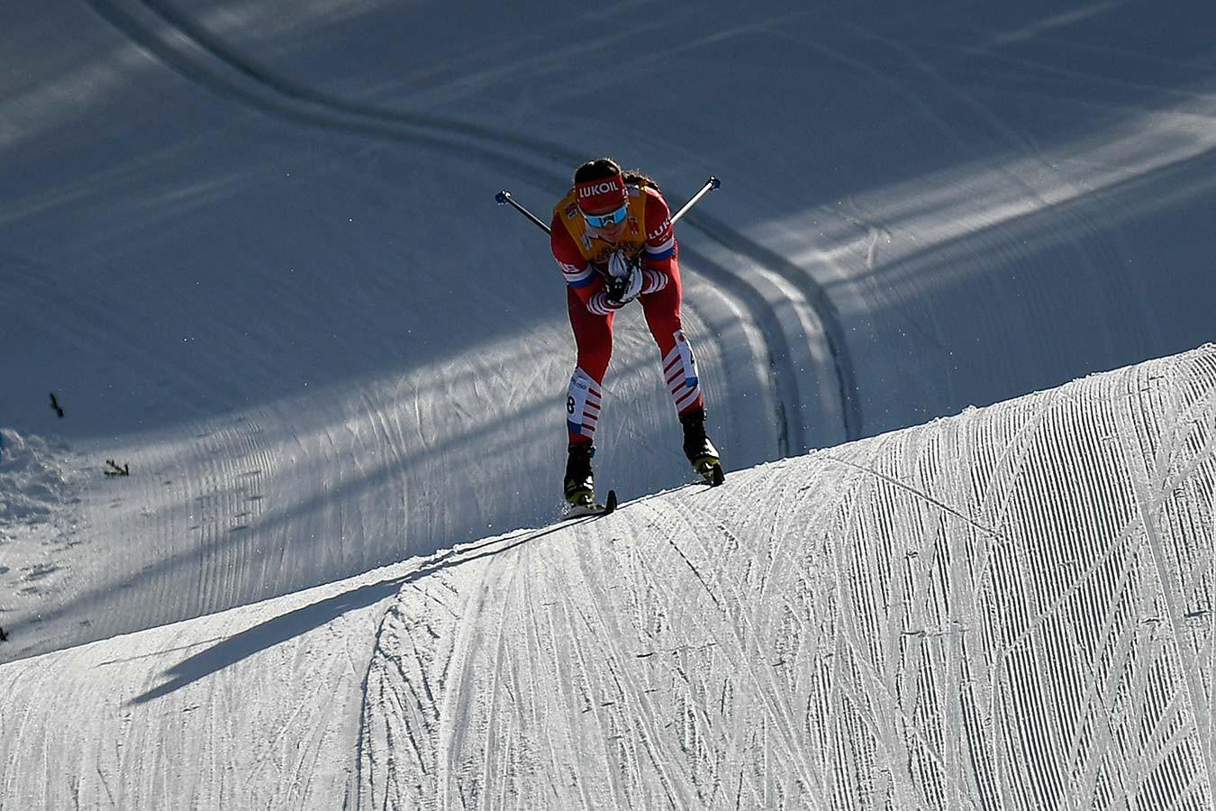 Юлия Ступак заняла второе место в итоговом зачёте «Тур де Ски», Сорина — четвёртая