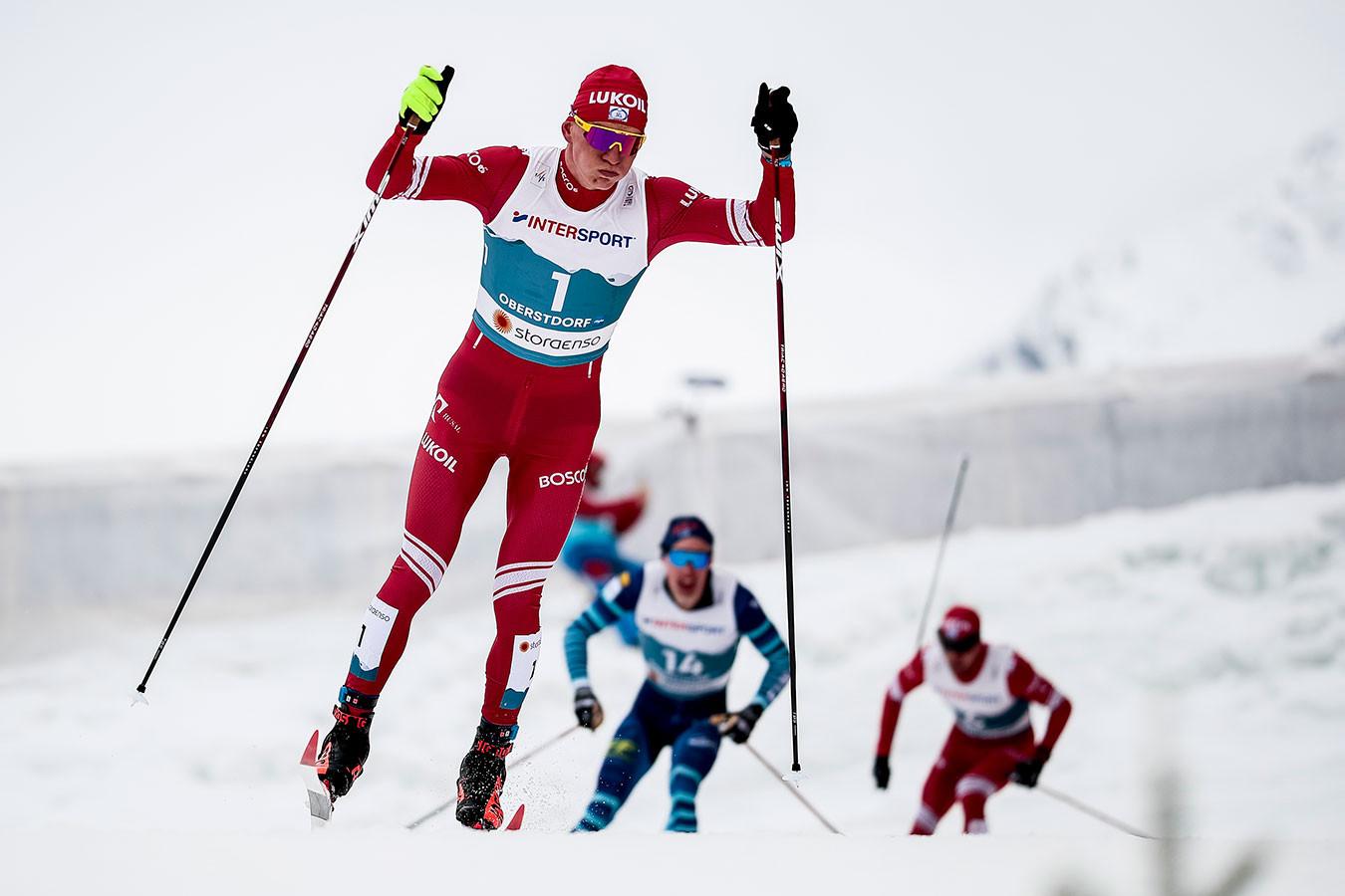 Тренер сборной Норвегии: Большунов силён как медведь, им нельзя не восхищаться