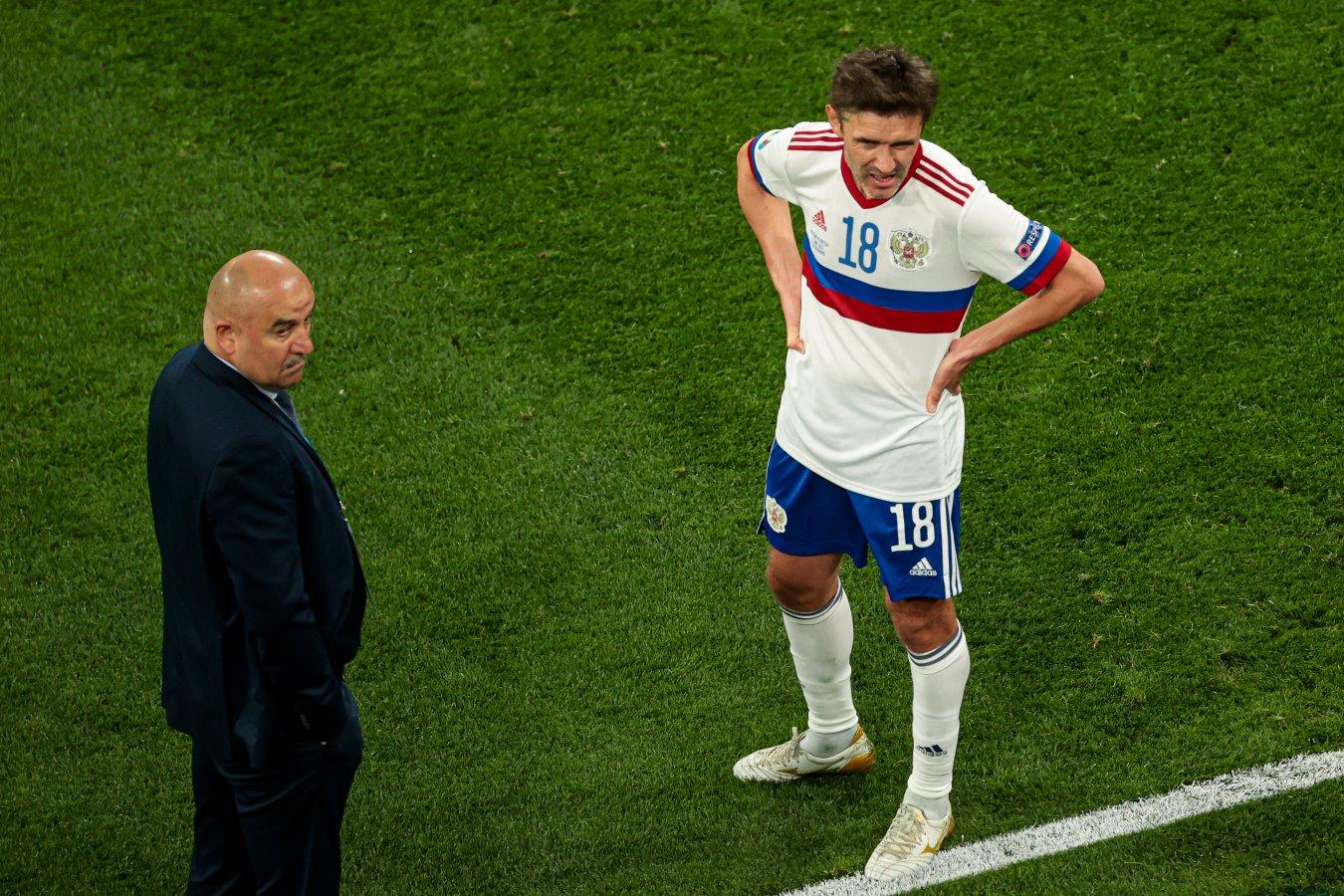 Жирков: ответственность за вылет с Евро несёт вся сборная. В этом вина не только Черчесова