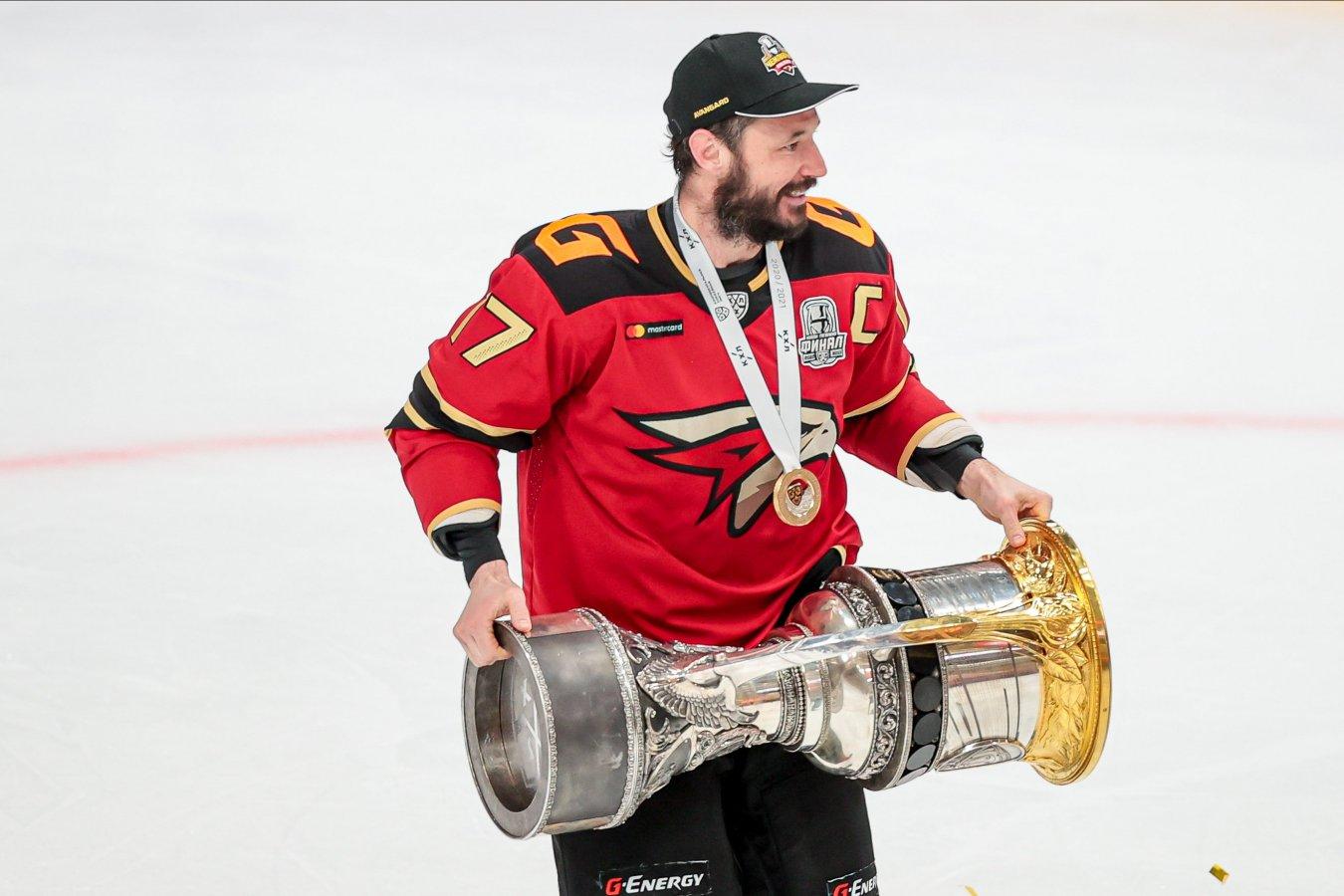 Илья Ковальчук покинул «Авангард» и продолжит карьеру в НХЛ