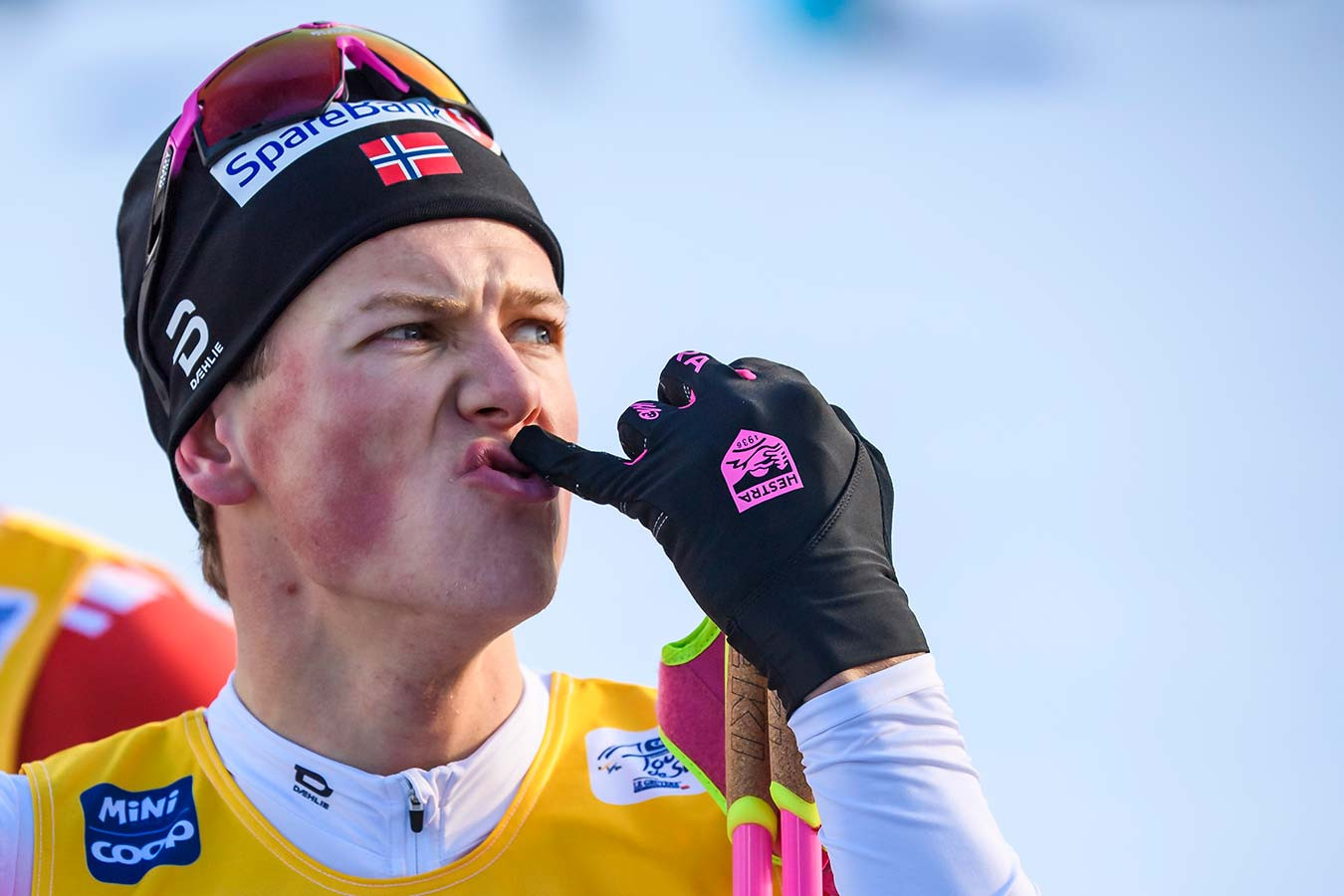 Йоханнес Клебо попросил отозвать апелляцию на результаты марафона