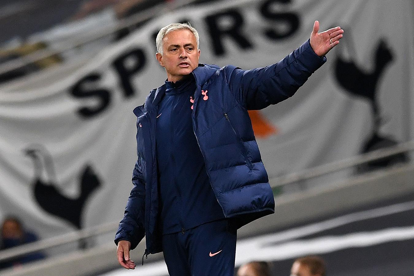 Жозе Моуринью назвал гол Сона в ворота «Арсенала» отстойным. Видео
