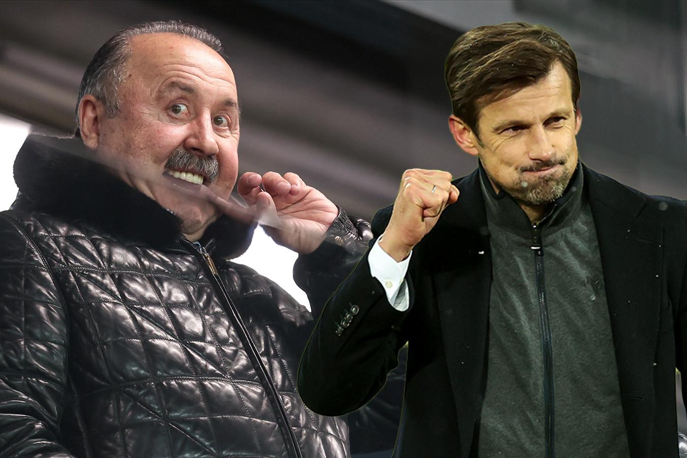 Газзаев изображал «доктора зло», Оздоев дразнил фанатов ЦСКА. Фото победы «Зенита»
