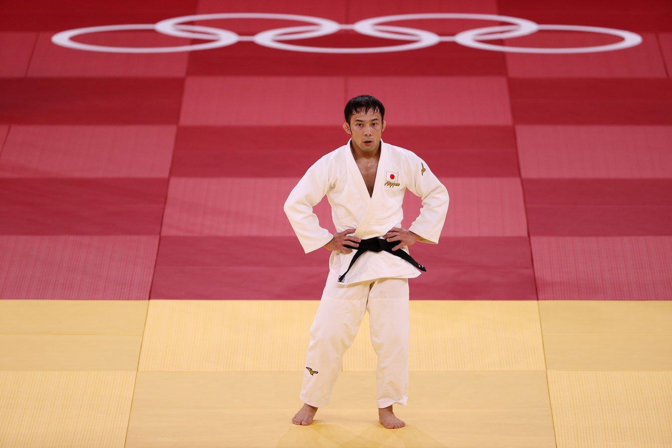Японский дзюдоист Наохиса Такато завоевал золото Олимпиады-2020 в категории до 60 кг