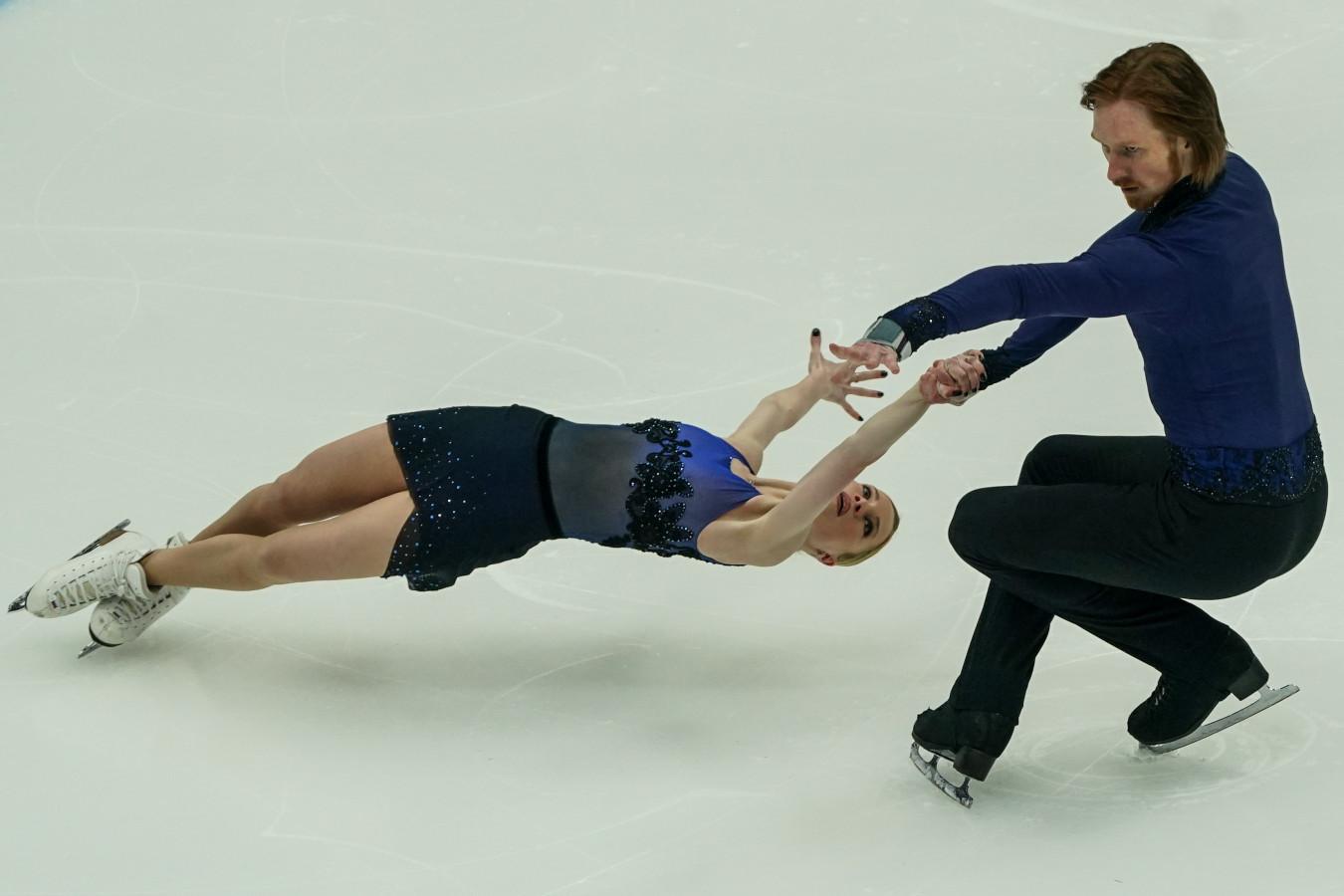 Евгения Тарасова прокомментировала 4-е место в соревнованиях спортивных пар на ЧМ
