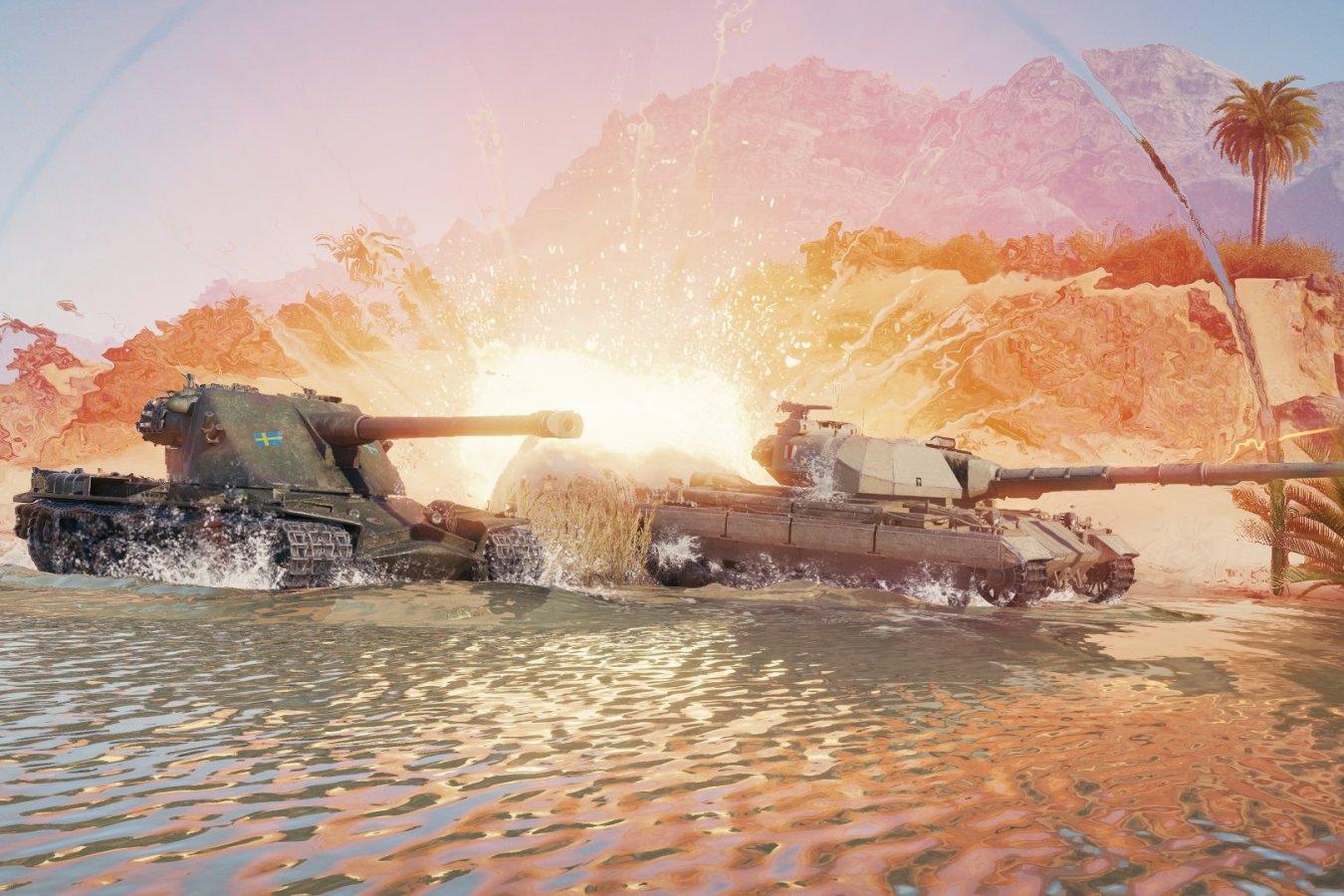 Детали обновления 1.14 в World of Tanks — чехословацкие танки и карта «Старая гавань»