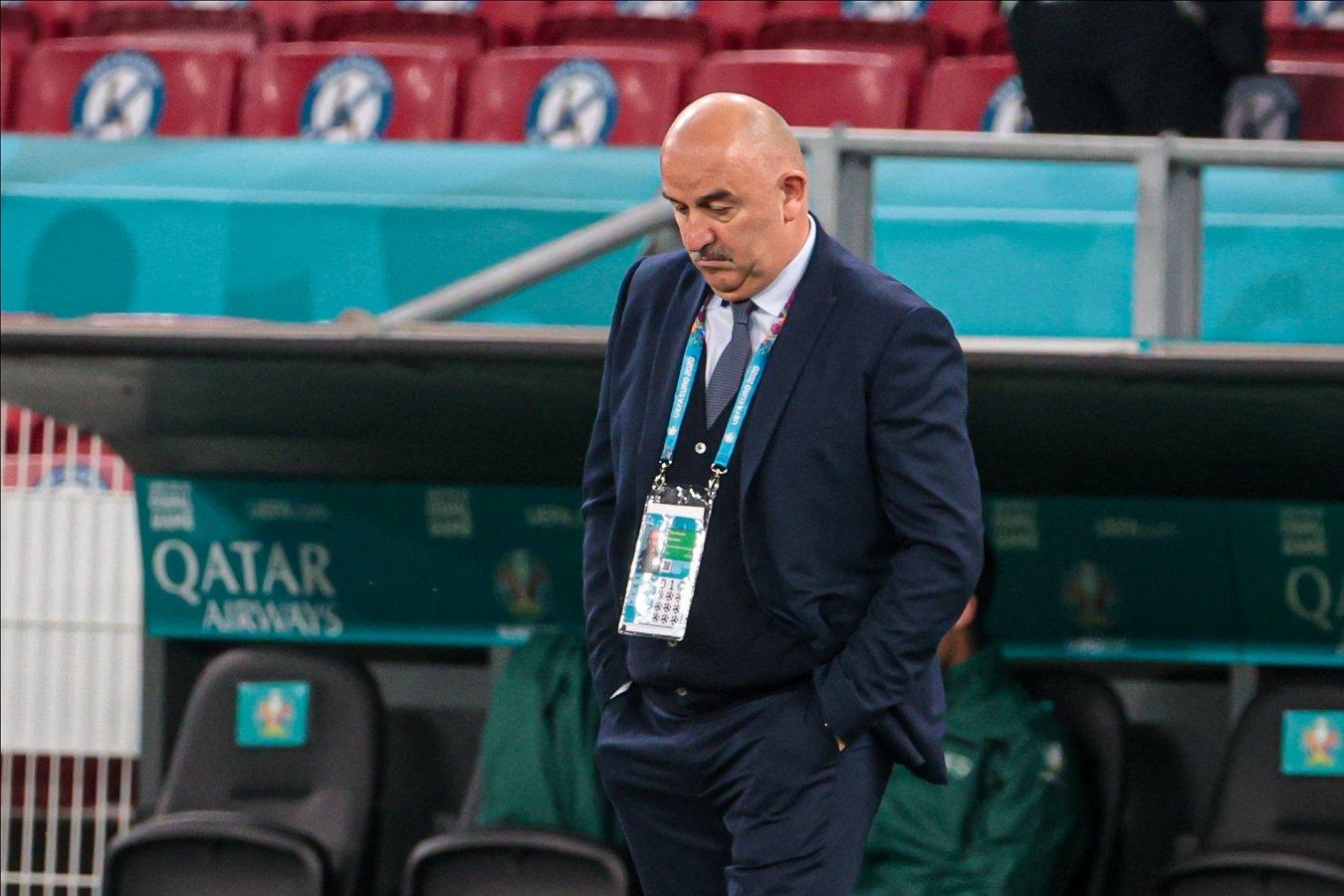 Губерниев поддержал Черчесова, несмотря на провал сборной России на Евро-2020