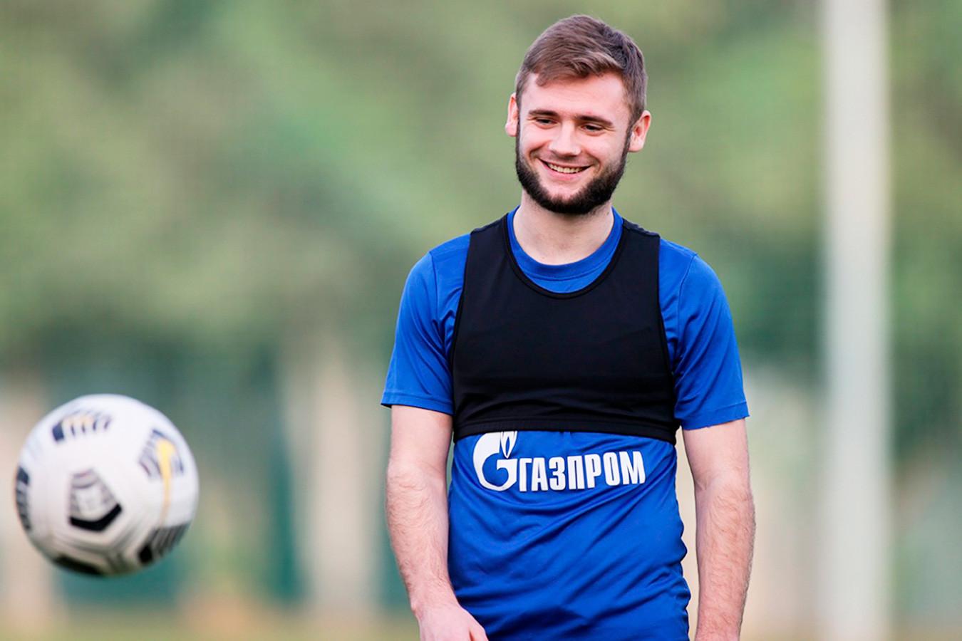 Нападающий «Зенита» Погорелов: перед сном мог представить, как забиваю ЦСКА или «Спартаку»