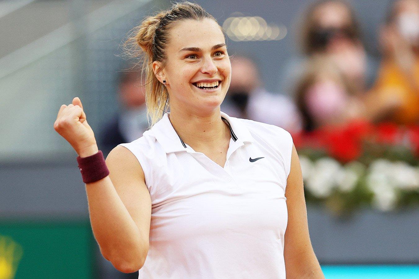 Арина Соболенко взяла 10-й титул WTA, обыграв Эшли Барти в финале турнира в Мадриде