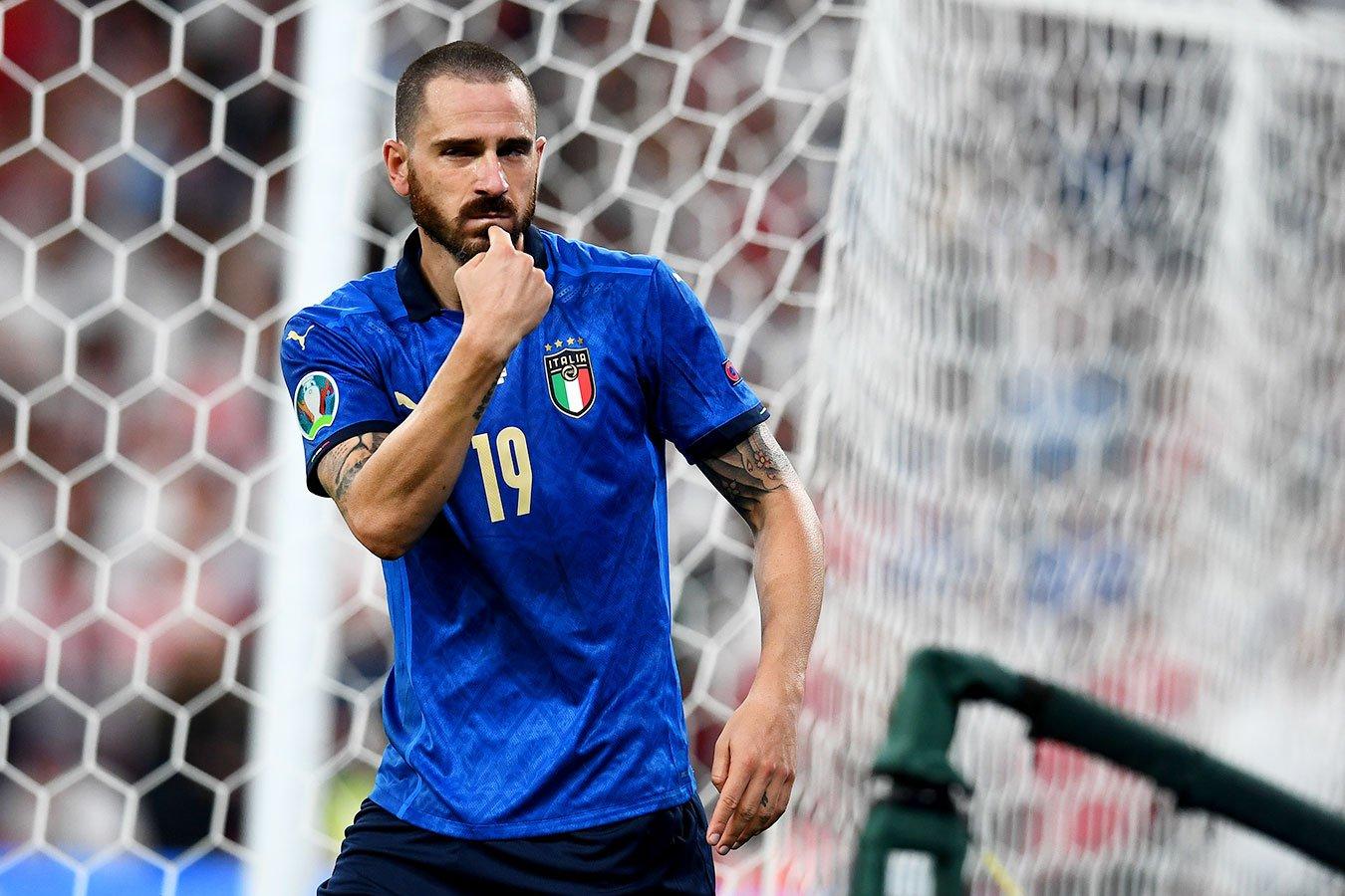 Бонуччи — самый возрастной автор гола в финалах чемпионата Европы