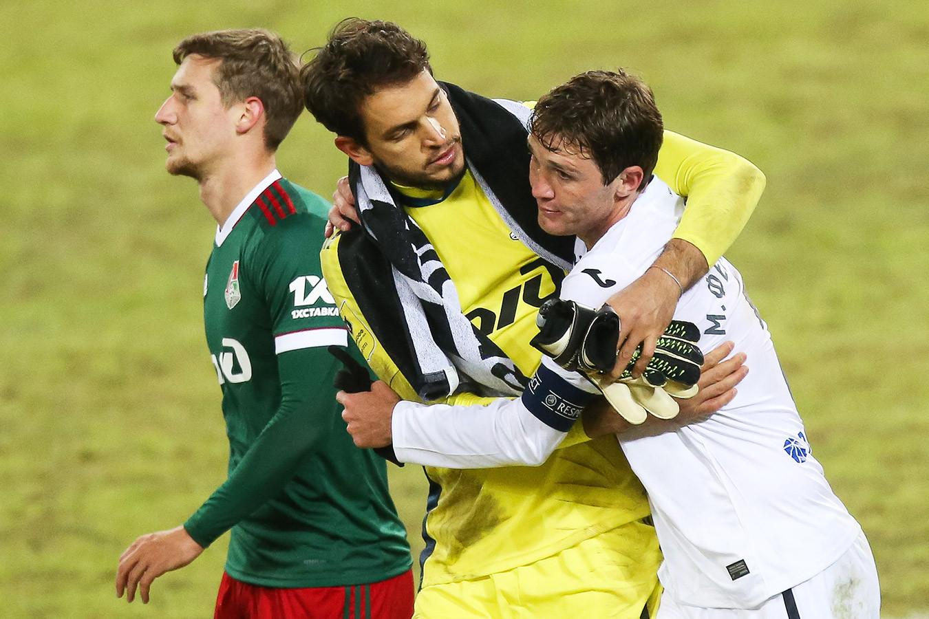 Гиля утешал Фернандеса, Гончаренко хватался за голову от игры ЦСКА. Лучшие фото с дерби