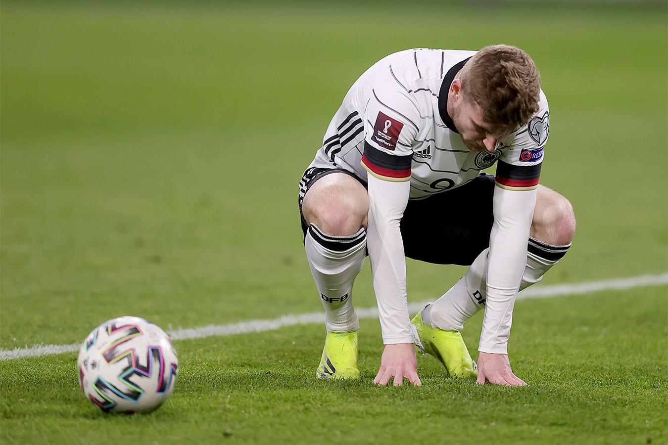 Сборная Германии проиграла Северной Македонии в матче отбора ЧМ-2022