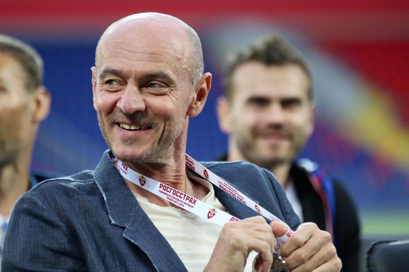 Онопко прокомментировал информацию о возможном возвращении в «Спартак»