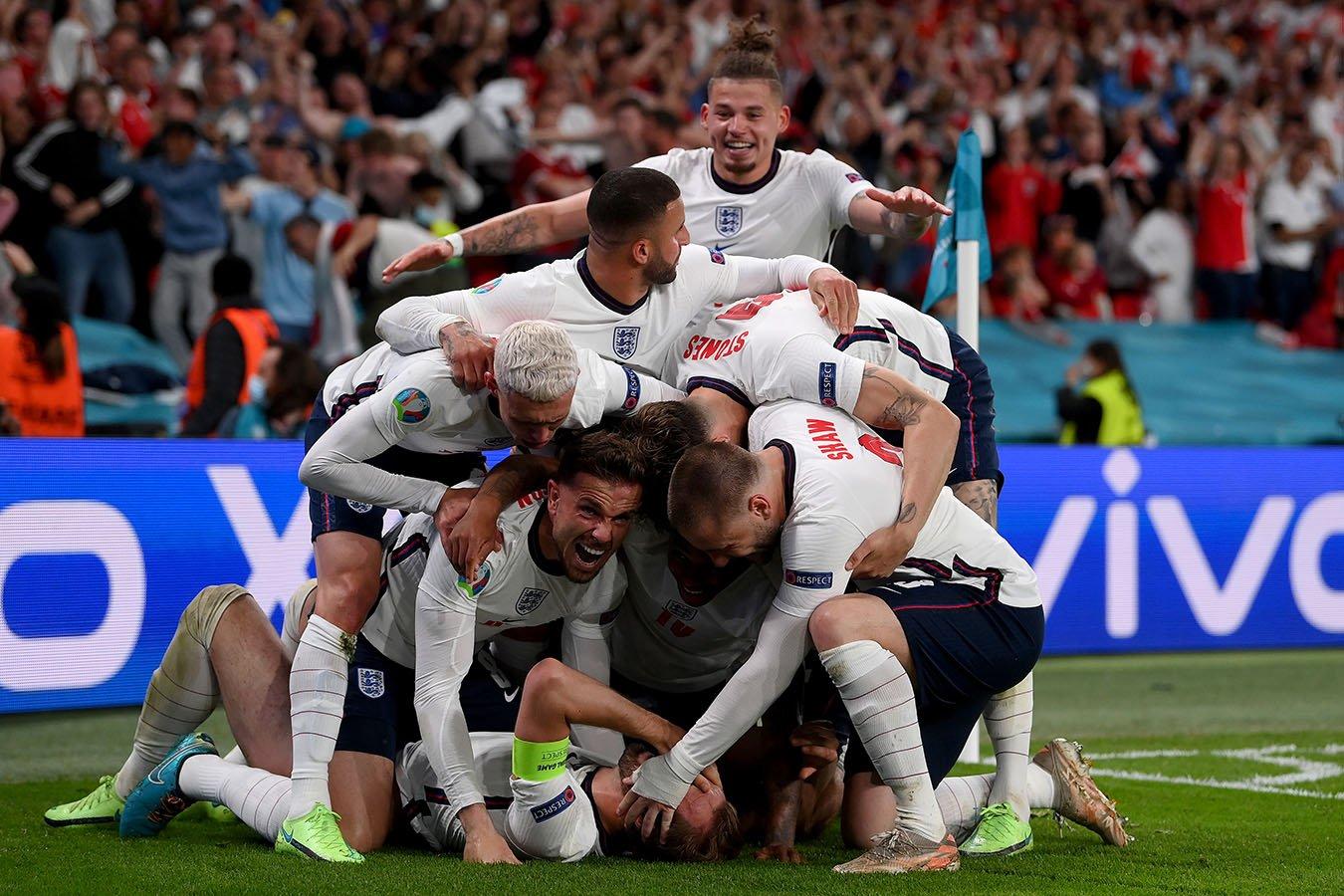 В финале Евро-2020 сыграют сборные Италии и Англии